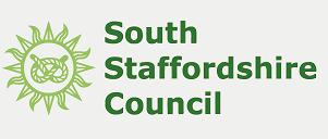 South Staffs District Council Logo