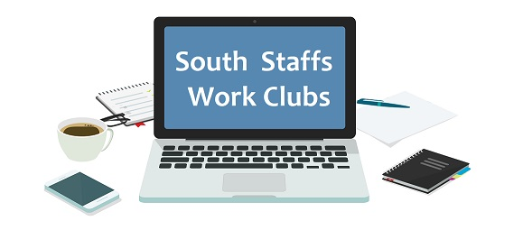 South Staffs Work Clubs Logo