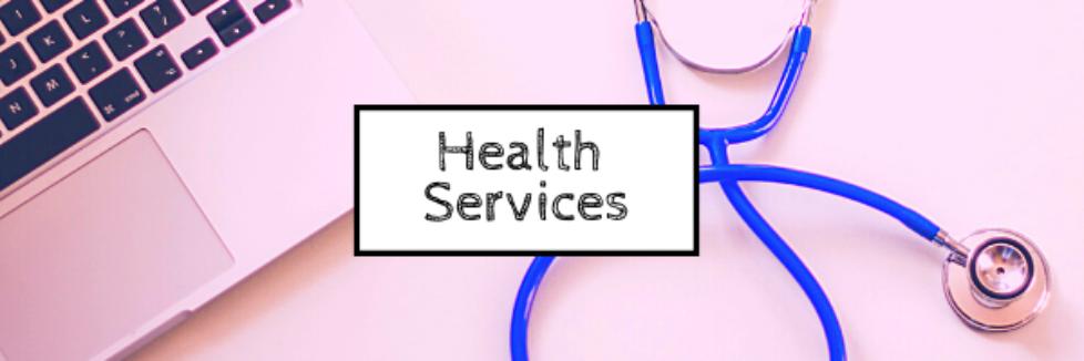 Health Services Header