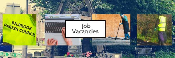 Job Vacancy Header