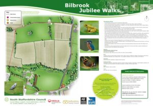 Map of Jubilee Walk 1