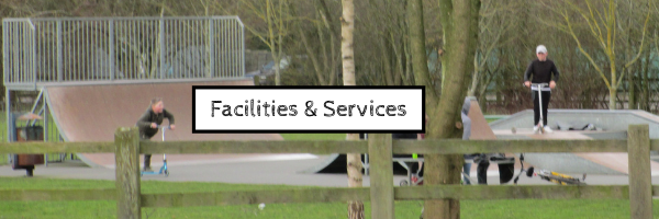 Facilities & Serevices Header