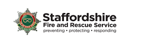 Staffs Fire logo