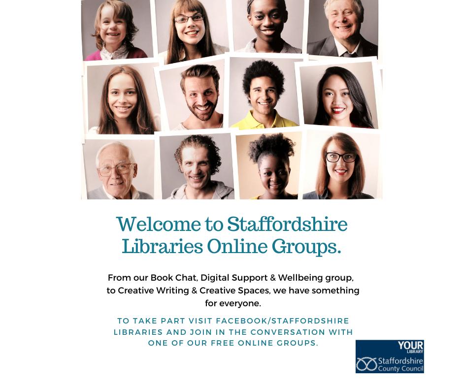Online groups logo